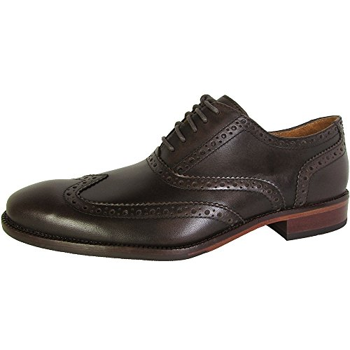 Cole Haan Heren Williams Vleugel Ii Oxford Kastanje Antieke