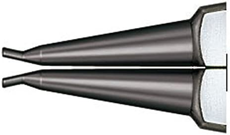 KNIPEX(クニペックス)4611-A4 軸用スナップリングプライヤー 直(SB) ds-1849947