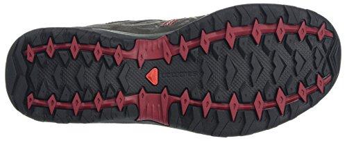 Red Salomon Beluga W Ellipse Women's Aero Grey 2 Castor Rise Shoes Low Mineral Hiking Gray r76rq4B