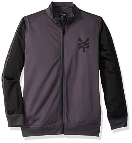 Zoo York Boys' Big Jacquard Tape Jacket, Work wear, Small (8)
