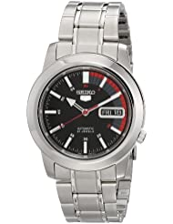 Seiko Mens SNKK31 Automatic Stainless Steel Watch