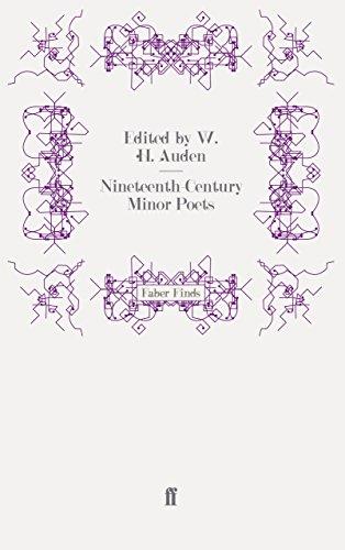 book cover of Nineteenth-century Minor Poets