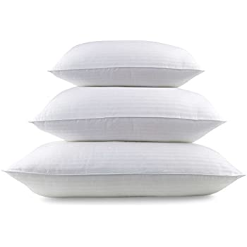 Amazon Com Bedding Essentials Standard Queen Pillow