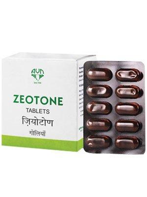 AVN Ayurveda Formulations Zeotone Tablets 100