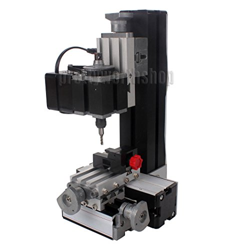 SUNWIN Metal Mini Milling Machine Metalworking DIY Woodworking Power Tools Modelmaking