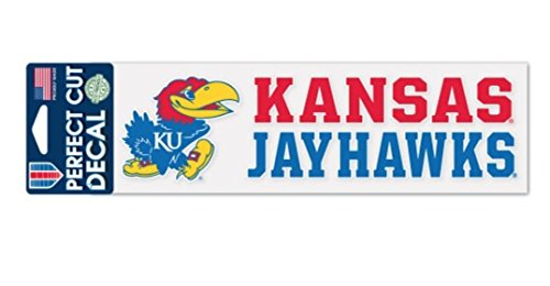 WinCraft NCAA University of Kansas KU Jayhawks 3