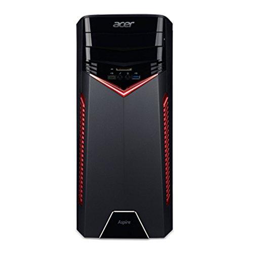 Acer Aspire Desktop Intel Core i5 8GB Memory NVIDIA GeForce GTX 1060 1TB Hard Drive Black GX785UR1B