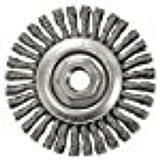 Anderson 11145 4 in. x 7/8 in. Stringer-Bead Twist-Knot Wheel