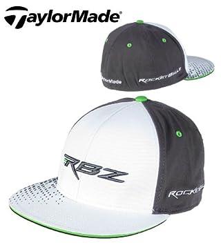 TaylorMade Rocketballz Flat Bill Hat (Large X-Large 9ab6e7c29b1