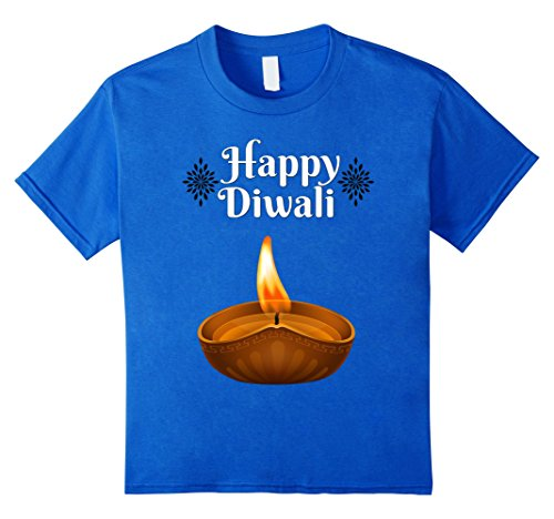 Kids Hindu Diwali Holiday, festival of lights, Deepava Shirt 10 Royal Blue by Hindu Diwali Holiday, festival of lights, Deepava