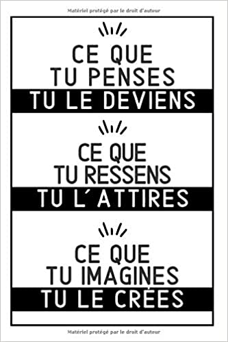 Citation De Bouddha Carnet De Notes Cadeau Original Pour