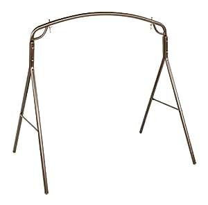 Amazon Com Jack Post Woodlawn Swing Frame In Bronze