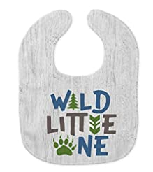 Baby Bib for Boys - 1st Birthday Party S...