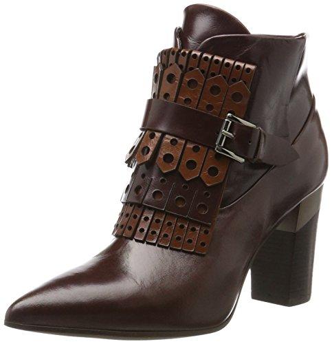 caoba Femmes Pour Bottes Braun 3009 Zinda wqXn8vRTx