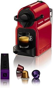 Cafetera de Cápsulas Krups XN1005 Inissia Nespresso 19 bar 0,7 L ...