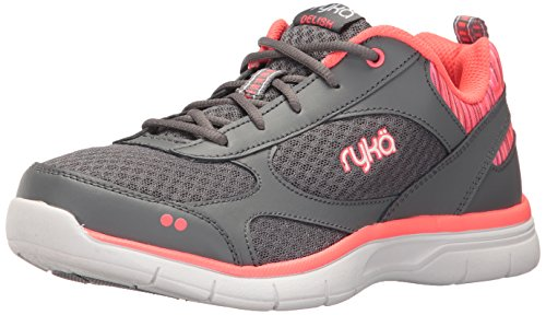 Ryka Dames Delish Grey / Coral