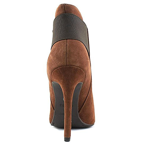 Women Oliva Brown 7 US Bootie GUESS z5Ydq5