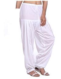 PlainPATIALASALWAR Pants-100% Cotton-IN MANY COLOURS- Kameez Kurti Tunic Yoga