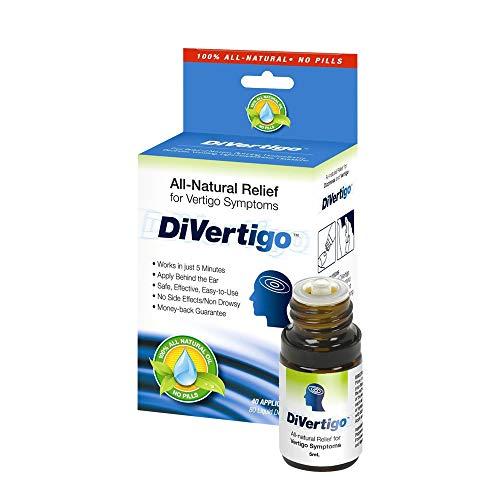 DiVertigo: Natural Vertigo Relief Liquid Drops - 5ml