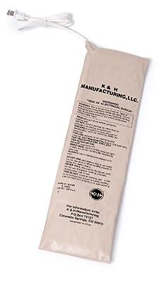 K&H Manufacturing Pet Bed Warmer Tan