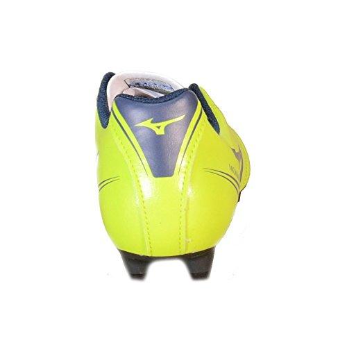 Vert Vert MD Monarcida Mizuno Fùtbol 152437 Cuir Jr Chaussures Mizuno x88fn71z
