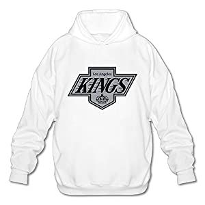 Los Angeles Kings Ice Hockey Team Men's Cool Hooded Sweatshirt Pullover