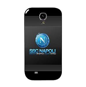 Napoli Football Club Phone Case for Samsung Galaxy S4 I9500 Serie A Classical Creative SSC Napoli Logo Custom Plastic Samsung Galaxy S4 I9500 Phone Back Case