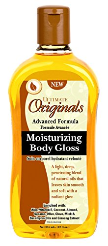 Ultimate Organics Moisturizing Body Gloss - 1