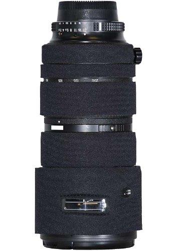 LensCoat LCN80200BK Nikon 80-200 f/2.8 ED AF-D Lens Cover (Black) by LENSCOAT