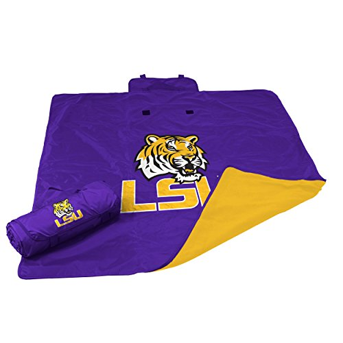 NCAA LSU Tigers Weather Blanket (Lsu Throw)