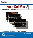 img - for Final Cut Pro 4 Complete Course by Ian David Aronson (2003-12-05) book / textbook / text book