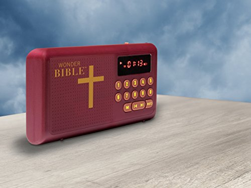 Wonder Bible – The Talking King James Bible Audio Player, As Seen on TV