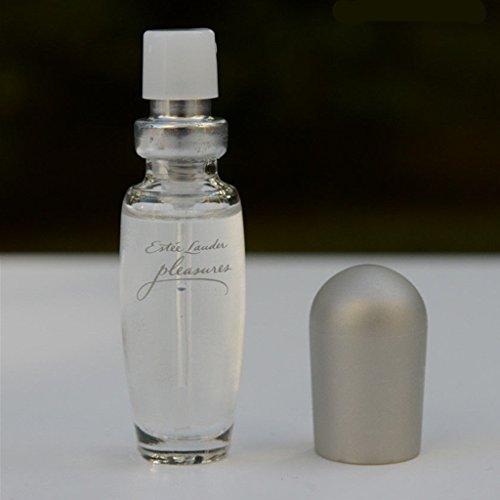 Pleasures By Estee Lauder Womens Mini Eau De Parfum (EDP) .12 Oz ()