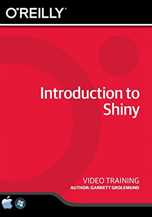 Amazon com: Introduction to Shiny [Online Code]: Software