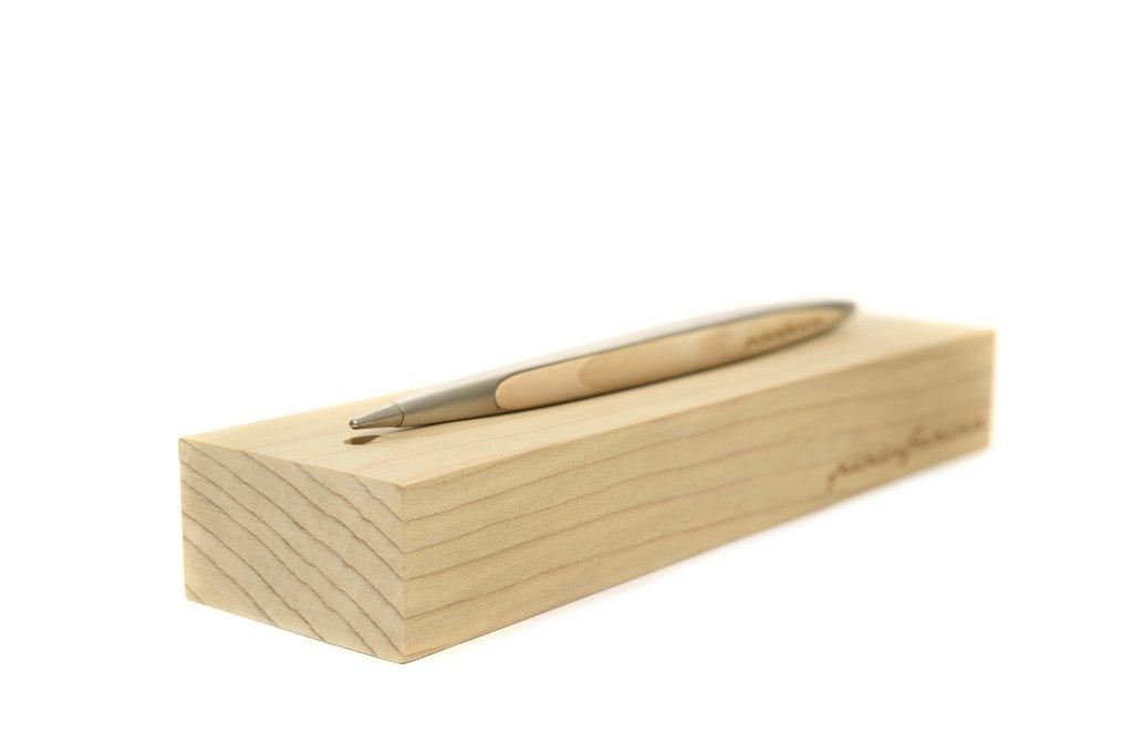 Pininfarina Cambiano - Stilo Con Puntale In Ethergraf - Nero Opaco Napkin NPKRE01515