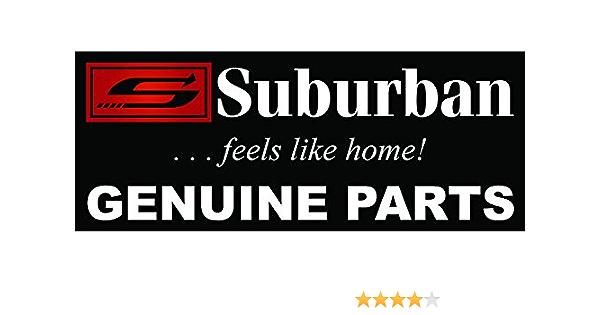 Suburban 121910 Grate Clip
