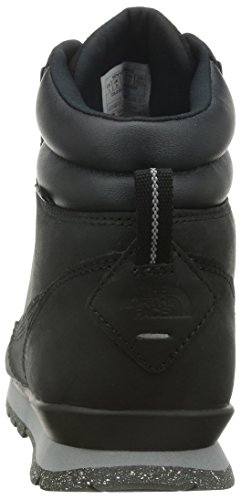 Back Tnf North Men's Redux Face Leather Berkeley Tnf Black to Black The nAHwFqvxF