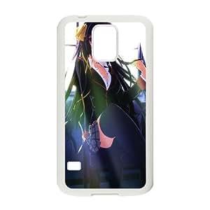 Yuiko Kurugaya Little Busters Anime0 Samsung Galaxy S5 Cell Phone Case White PQN6053055372893