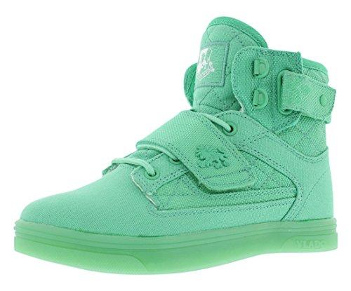 VLADO Footwear Boys Atlas II Mint High Top Sneakers US 2.5 M
