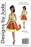 Rodeo Drive Doll Clothes Sewing Pattern for