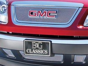 E&G Classics 2007-2012 GMC Acadia 4pc Fine Mesh Grille 1371-0102-07
