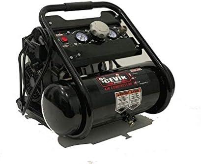 Cevik 1 Compresor silencioso 6 litros 1Hp: Amazon.es: Bricolaje y ...
