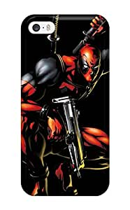 Best Fashion Tpu Case For Iphone 5/5s- Deadpool Defender Case Cover
