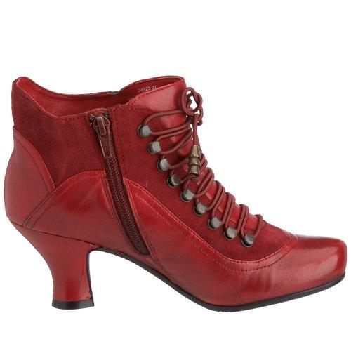 Hush Puppies Vivianna - Botines de caña alta con tacón para mujer: Amazon.es: Zapatos y complementos