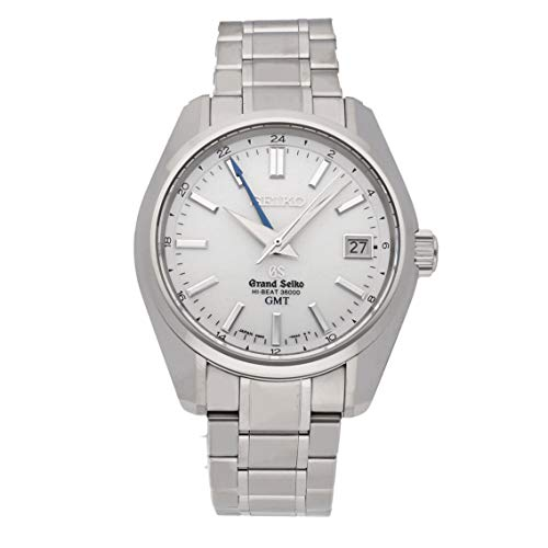 newest bace5 cea10 Grand Seiko Hi-Beat Mechanical (Automatic) Silver Dial Mens Watch SBGJ011  (Certified Pre-Owned)