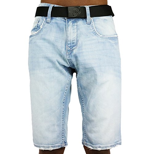 Jordan Craig Legacy Edition Men's Jean Short J688S (34) by Jordan Craig
