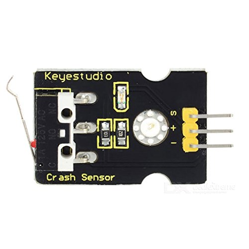 Next Keyestudio Collision Crash Sensor for Arduino - Black ARD0910