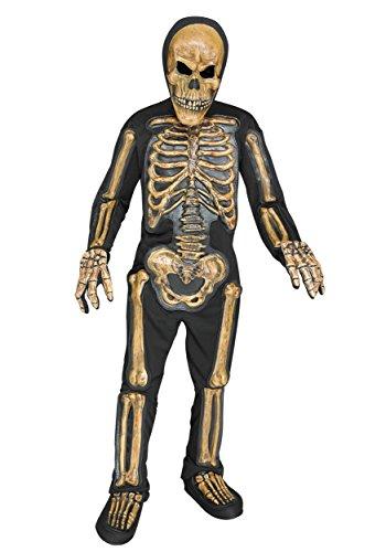 Realistic Skele-bones Boys Costume (Realistic Costumes)
