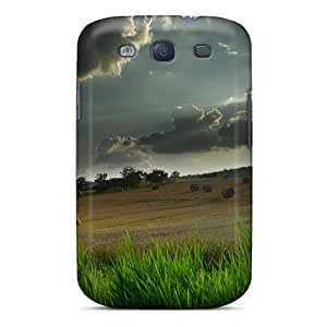 Cute Tpu Mwaerke Nature Case Cover For Galaxy S3 by supermalls