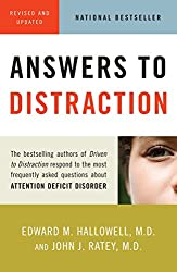 The book that answers your questions about ADD—now revised and updatedThe bestseeling authors of Driven to Distraction respond to the most frequently asked questions about Attention Deficit Disorder.Afterdecades of being unfairly diagnosed,child...